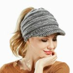 Woman's Winter Warmer Knit Hat_IMG1