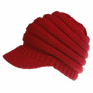 Woman's Winter Warmer Knit Hat_IMG10