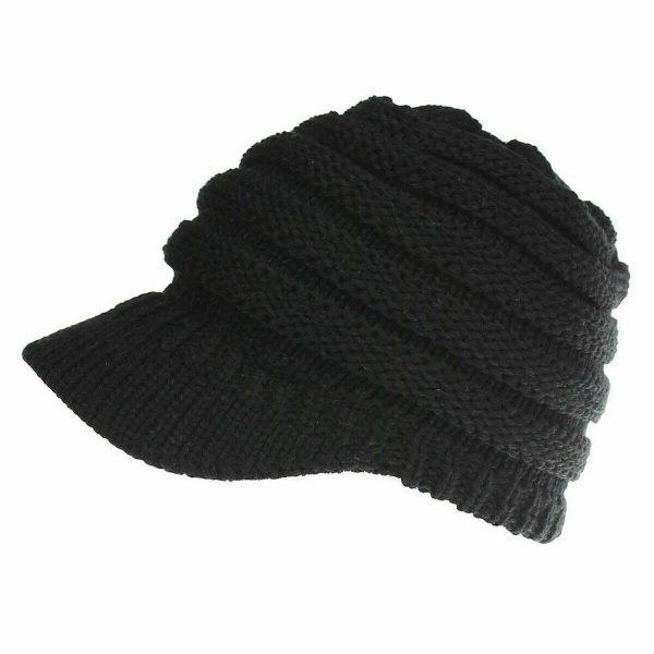 Woman's Winter Warmer Knit Hat_IMG11