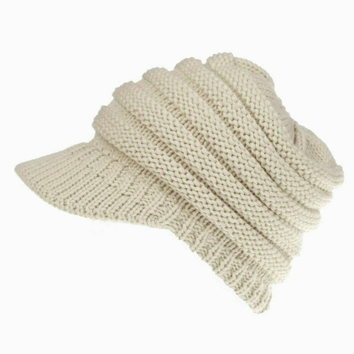Woman's Winter Warmer Knit Hat_IMG14