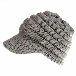Woman's Winter Warmer Knit Hat_IMG17