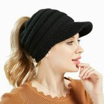 Woman's Winter Warmer Knit Hat_IMG2