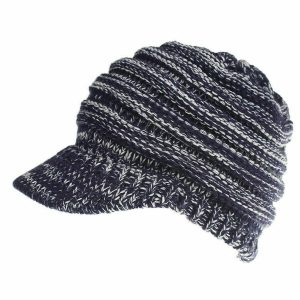 Woman's Winter Warmer Knit Hat_IMG22