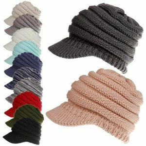 Woman's Winter Warmer Knit Hat_IMG3