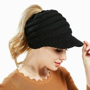 Woman's Winter Warmer Knit Hat_IMG5