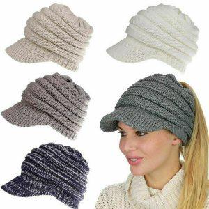 Woman's Winter Warmer Knit Hat_IMG6